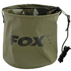 Fox Large Collapsable Water Bucket